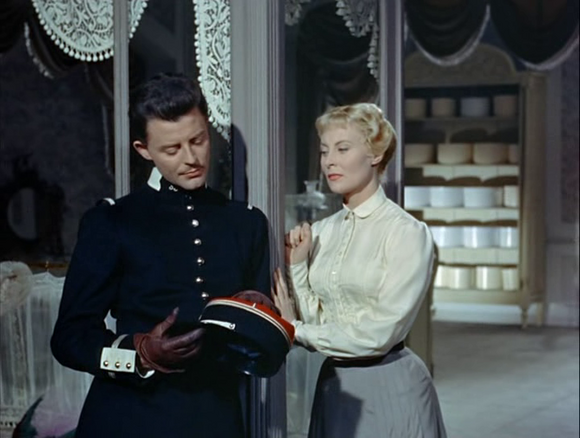 LES GRANDES MANOEUVRES -  GERARD PHILIPE BOX OFFICE 1955