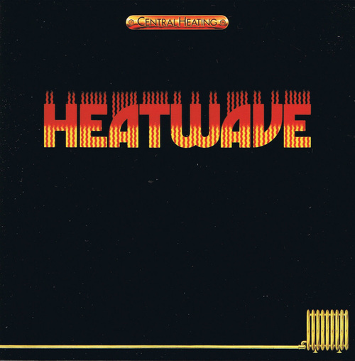 "Heatwave : Album "" Central Heating "" GTO Records GTLP 027 [ UK ]"