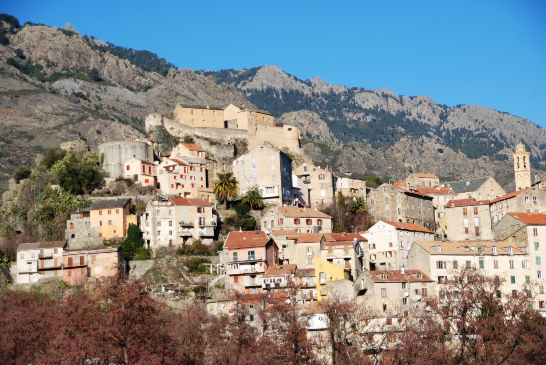 Corte, la ville de Paoli, en Corse (photos)