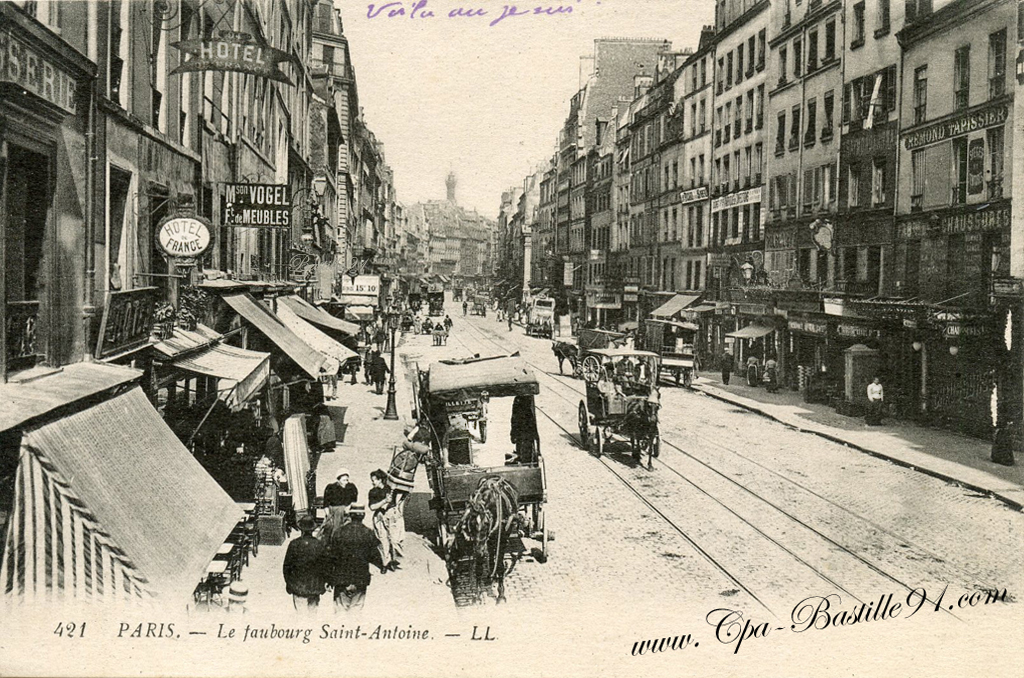 Le faubourg st antoine paulo8938 - Meubles faubourg saint antoine ...