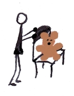 La chaise: porter et transporter
