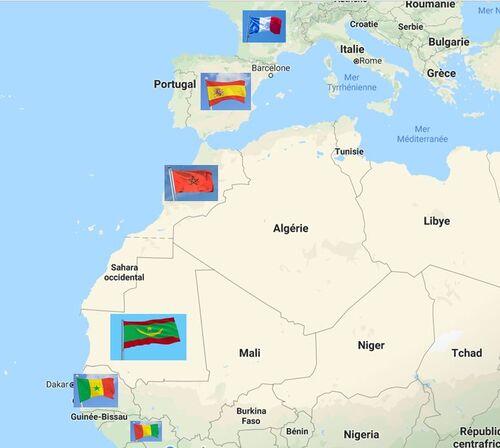 Afrique de l'Ouest 2018 2019