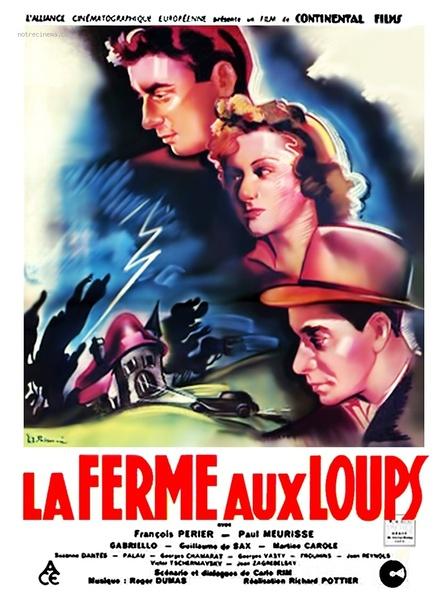 """Box-office Paris 1944 - De """"La femme perdue"""" à la """"Gargousse"""""""