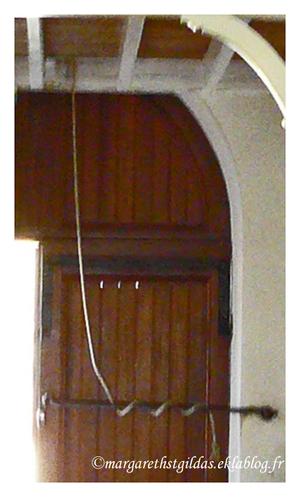 Préfailles : la chapelle -