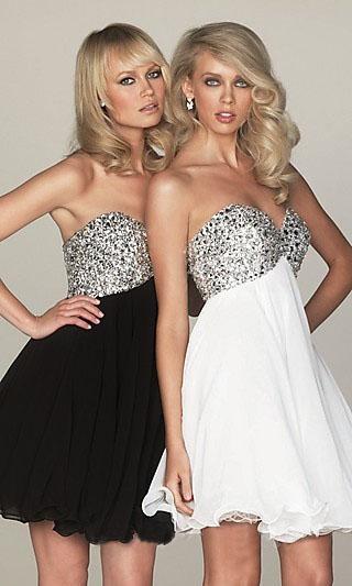 Suknie koktajlowe - trend 2013