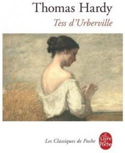 Couverture de Tess d'Urberville