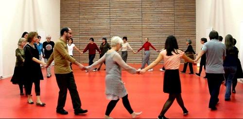 stage danses d'Israël