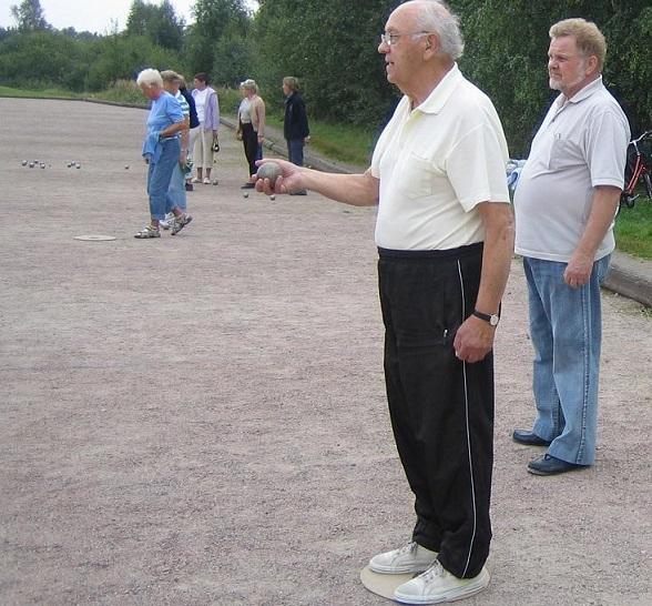 2006.09.18 Hemmaplan Boule Spel
