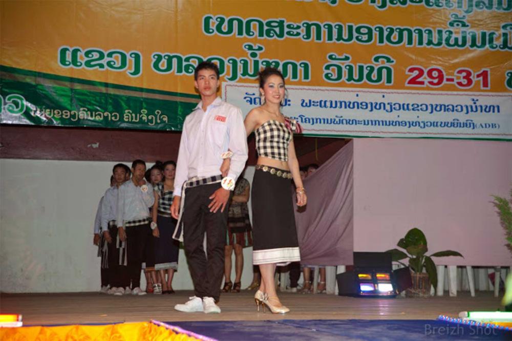 Luang Namtha : Concours d'élégance
