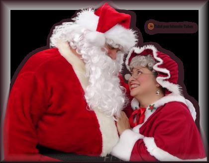 Tube Père-Mère Noel 2975
