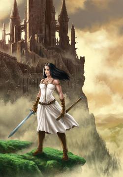 La guerrière d'Argalone tome 2 - un choix