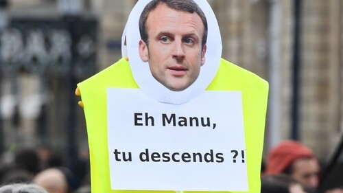 Gilets Jaunes : Analyse et solutions