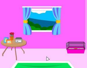 Polleke's room