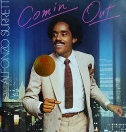 Alfonzo Surrett - Comin' Out - Complete LP