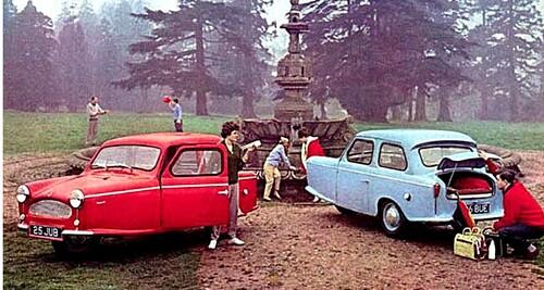 05 - Les pique -nique, la voiture et la couleur