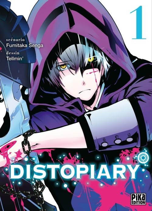Distopiary - Tome 01 - Fumitaka Senga & Tellmin'