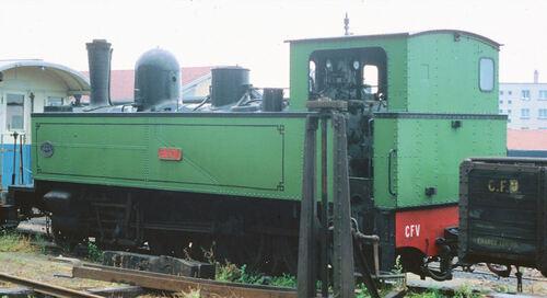 E 327 du RB - 1977