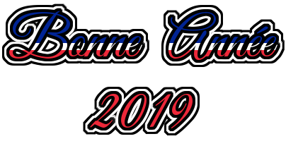 BONNE ANNEE 2019 PNG page 2
