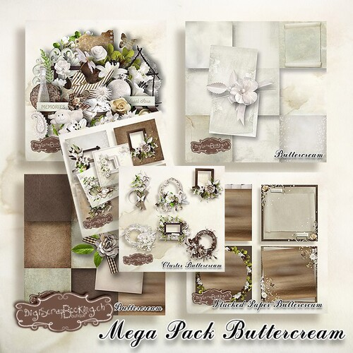 Kit ButterCream de BeeCreation