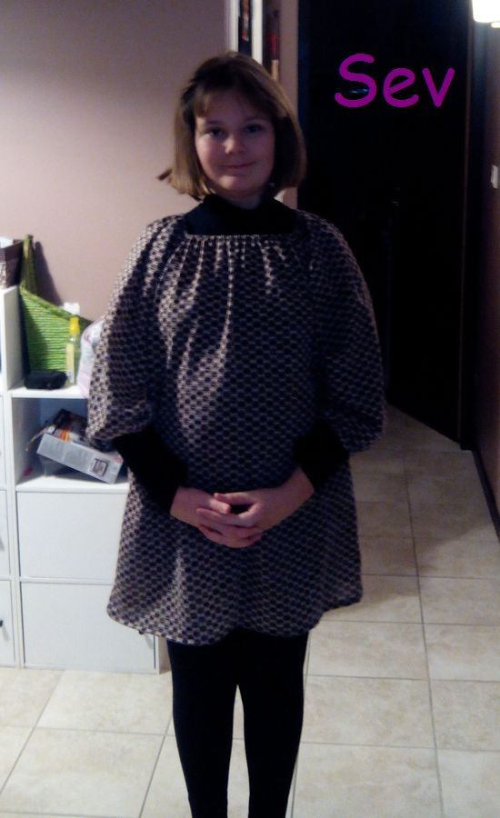Ma couture de Noel