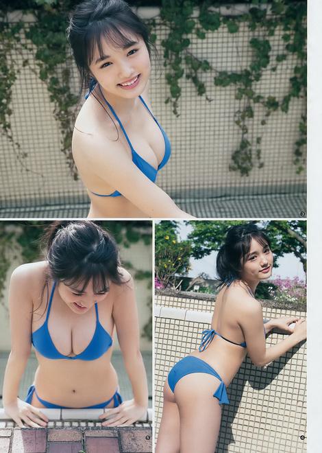 Magazine : ( [Young Jump] - 2017 / N°25 - Fumika Baba & Sakura Ando Staring )