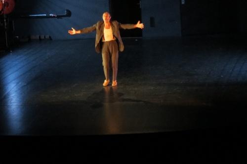 """""""Baba la France"""", un spectacle de  dans le cadre des """"coups de Contes"""" 2012.."""