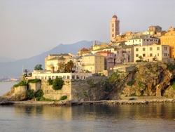 Bastia, première étape