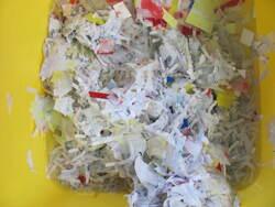 Papier recyclé (projet papier)