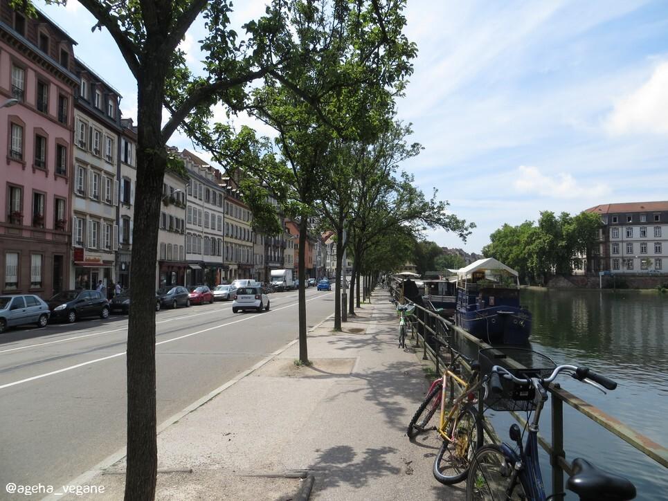 Strasbourg été 2017 - Quartier Krutenau