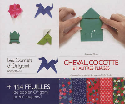 carnet origami