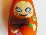 ♥ Lutin Orange Cannelle ♥