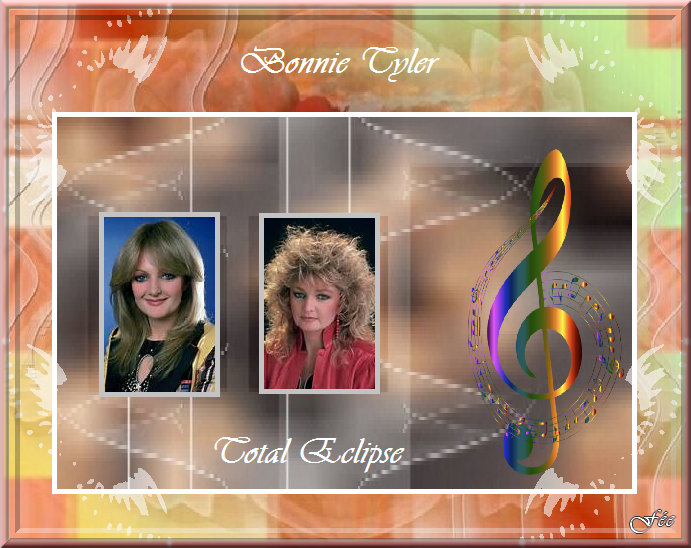 """Bonnie Tyler """"Total Eclipse"""" & - Holding Out For A Hero"""