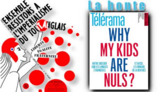 Billet Rouge-Telerama ou la servitude volontaire pour détruire la diversité linguistique. (IC.fr-6/09/19)