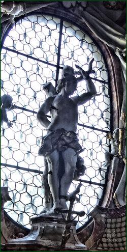 Statues de saint Sébastien en Allemagne