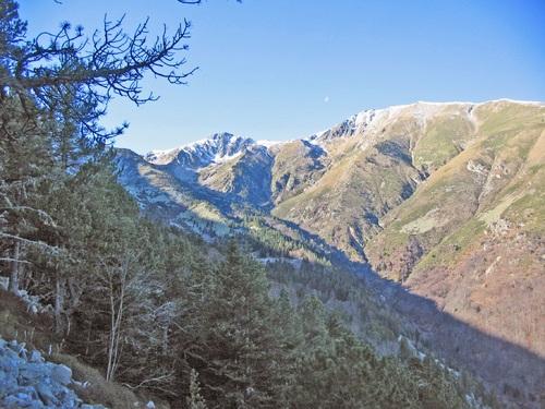 Le Balcon du Canigou (1.739 m) depuis Los Masos/Valmanya (1.014 m)