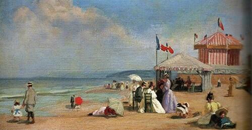 9- Ils aimaient la Normandie ...