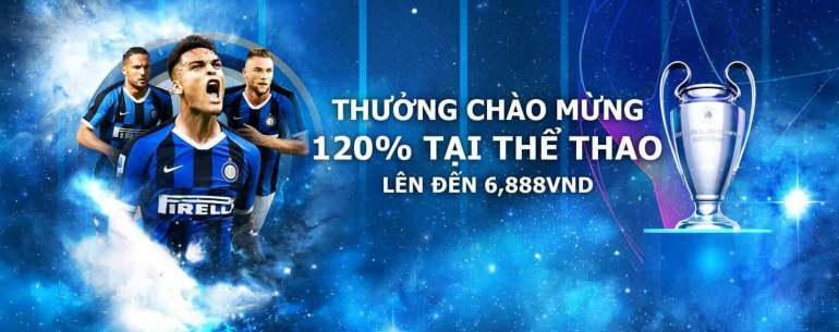 letou khuyen may 120% the thao
