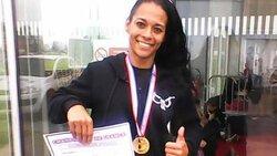 Une réunionnaise championne de France