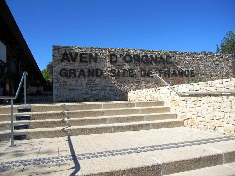 l'Aven d'Orgnac