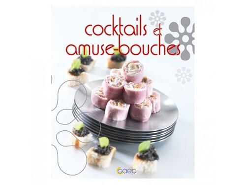 Livre cocktail et amuse-bouches