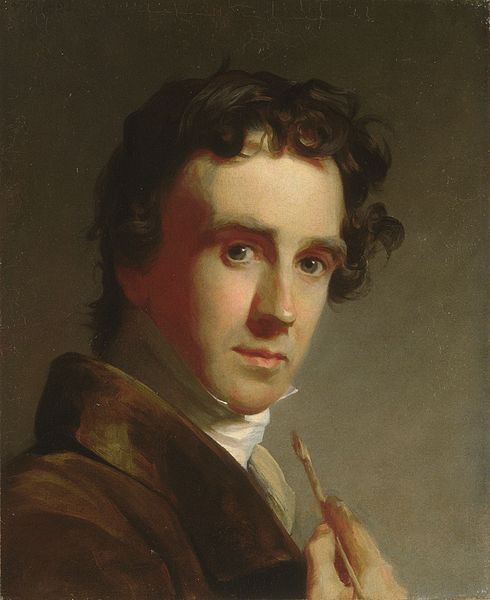 File:Thomas Sully - Portrait of the Artist.jpg
