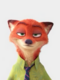 Alexis Victor voix francaise nick wilde