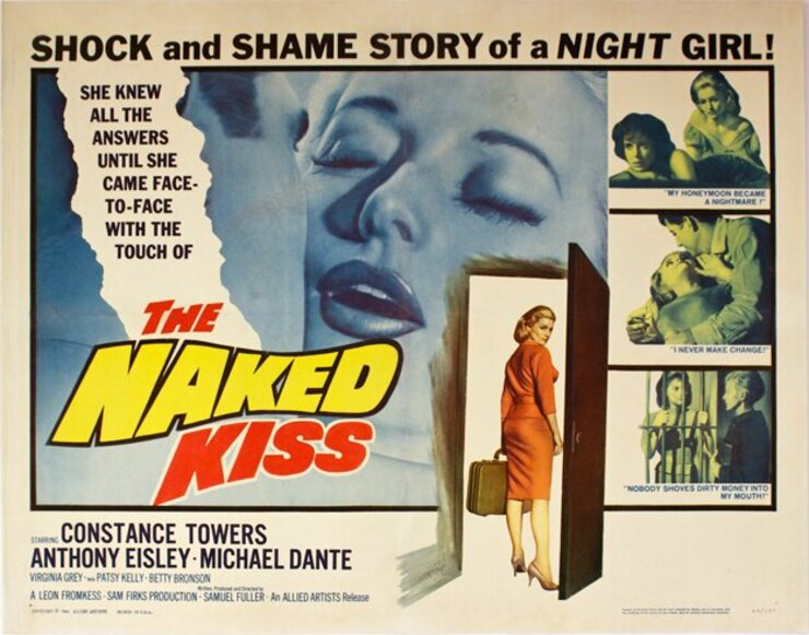 THE NAKED KISS BOX OFFICE 1964