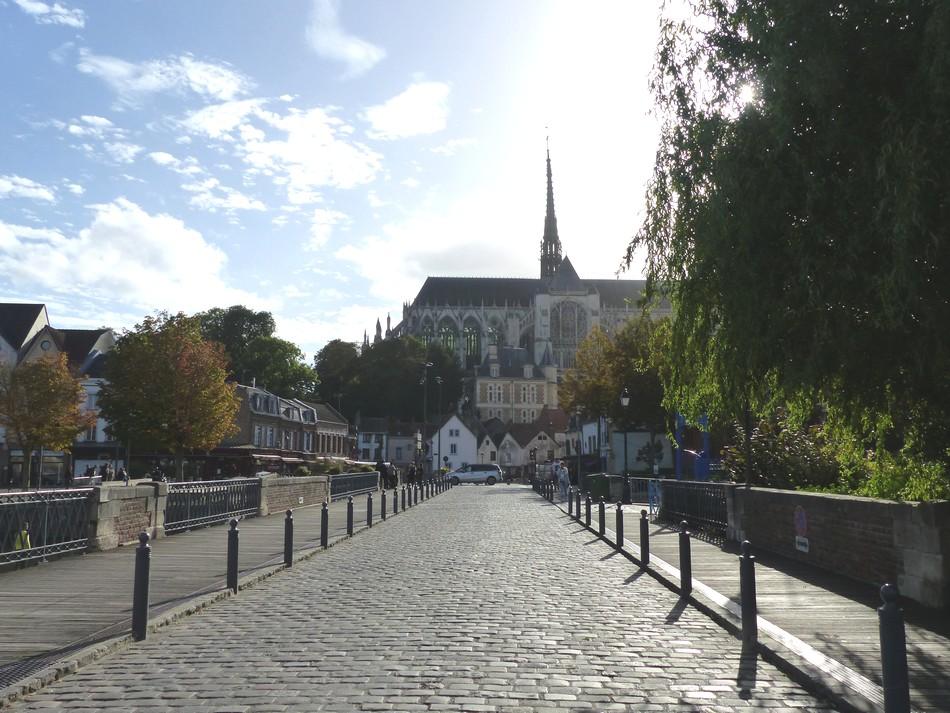 L'automne dans la ville