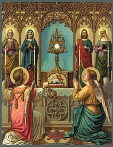 Miracle Eucharistique Portugal Santarem 1247