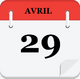 Le 29 avril...
