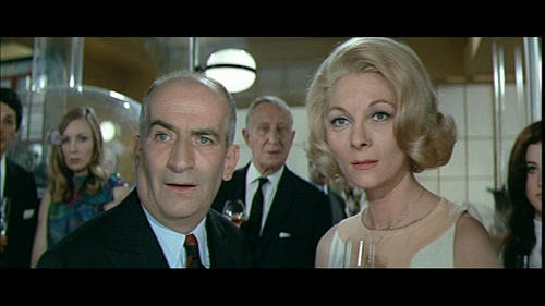 HIBERNATUS - BOX OFFICE LOUIS DE FUNES 1969