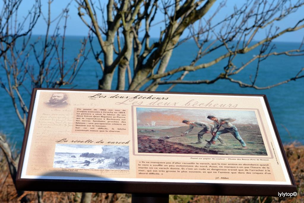 De Landemer à la baie de Quervière