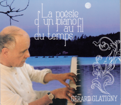 G Glatigny couverture CD sorti 2015