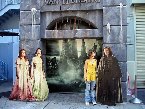 Los Angeles Studio Universal Van Helsing